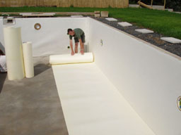 poolbau im selbstbau der traum vom pool im eigenen garten roos freizeitanlagen. Black Bedroom Furniture Sets. Home Design Ideas