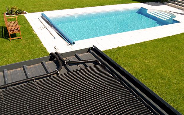 Poolheizung Solar von Roos Freizeitanlagen GmbH
