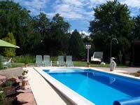 schwimmbad schwimmbecken oder pool erholung pur im eigenen garten roos. Black Bedroom Furniture Sets. Home Design Ideas