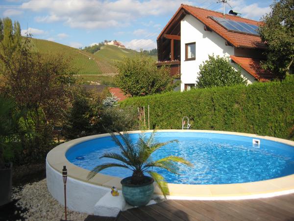 Stahlwandpool preise for Aufstellbecken pool