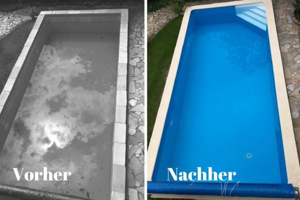 Schwimmbadsanierung selber machen for Schwimmbadsanierung