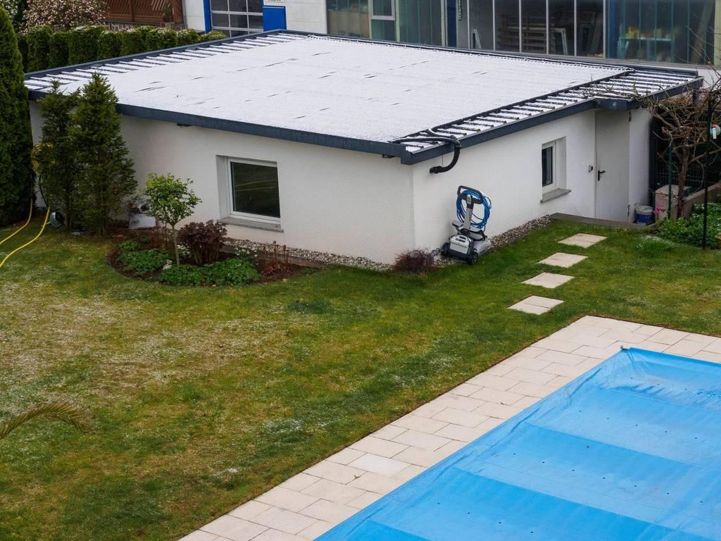 Poolheizung solar frostsicher