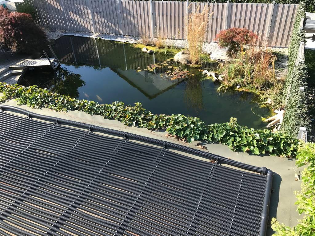 Schwimmteich Heizen Solar Und Umweltfreundlich
