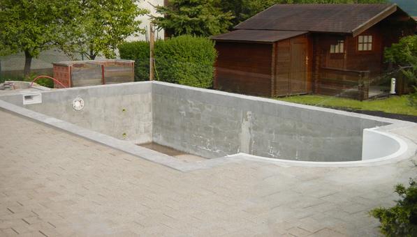 Beliebt Pool selber bauen: Schritt-für-Schritt, ohne Pannen. DH77