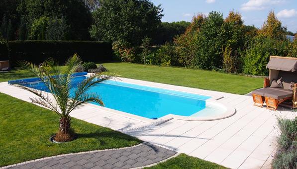 Schwimmpool selber bauen: so entsteht Ihr Pool.