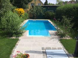 Ein Pool Im Grünen 03.09.2014