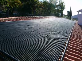 Solare Poolheizungen: Fotogalerie und Referenzen