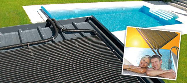 pool heizung und schwimmbecken: viel geld sparen durch selbstbau - Sonnenkollektor Pool Selber Bauen